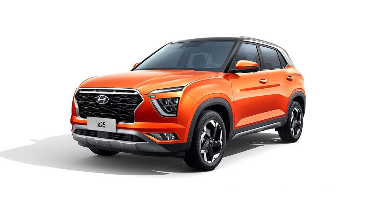 2020 Hyundai Creta ix25 Image1