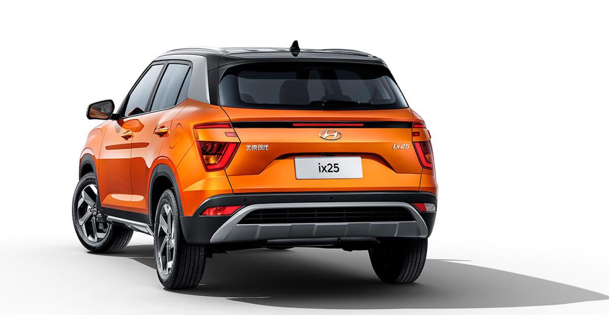 2020 Hyundai Creta ix25 Image2