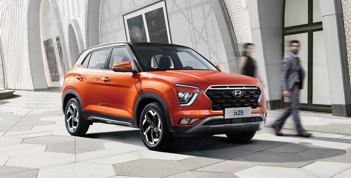 2020 Hyundai Creta ix25 Image3