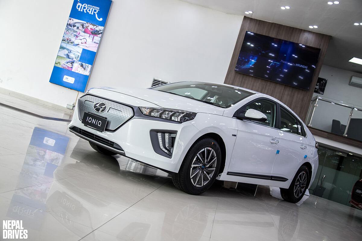 2020 Hyundai Ioniq 15