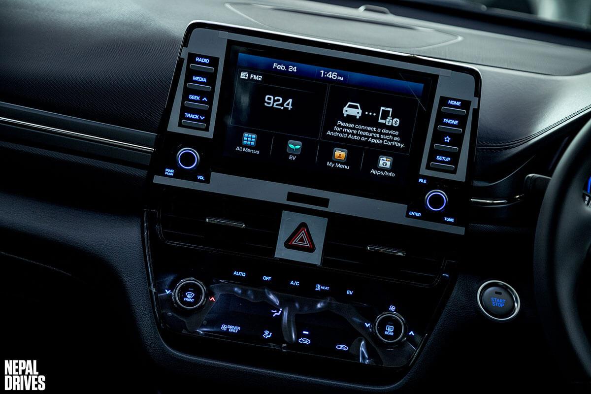2020 Hyundai Ioniq 2