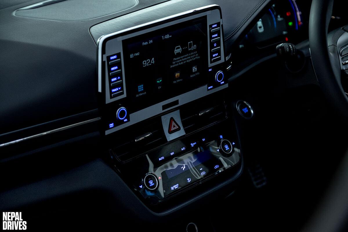 2020 Hyundai Ioniq 8