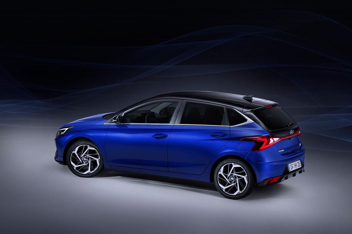 2020 Hyundai i20 1