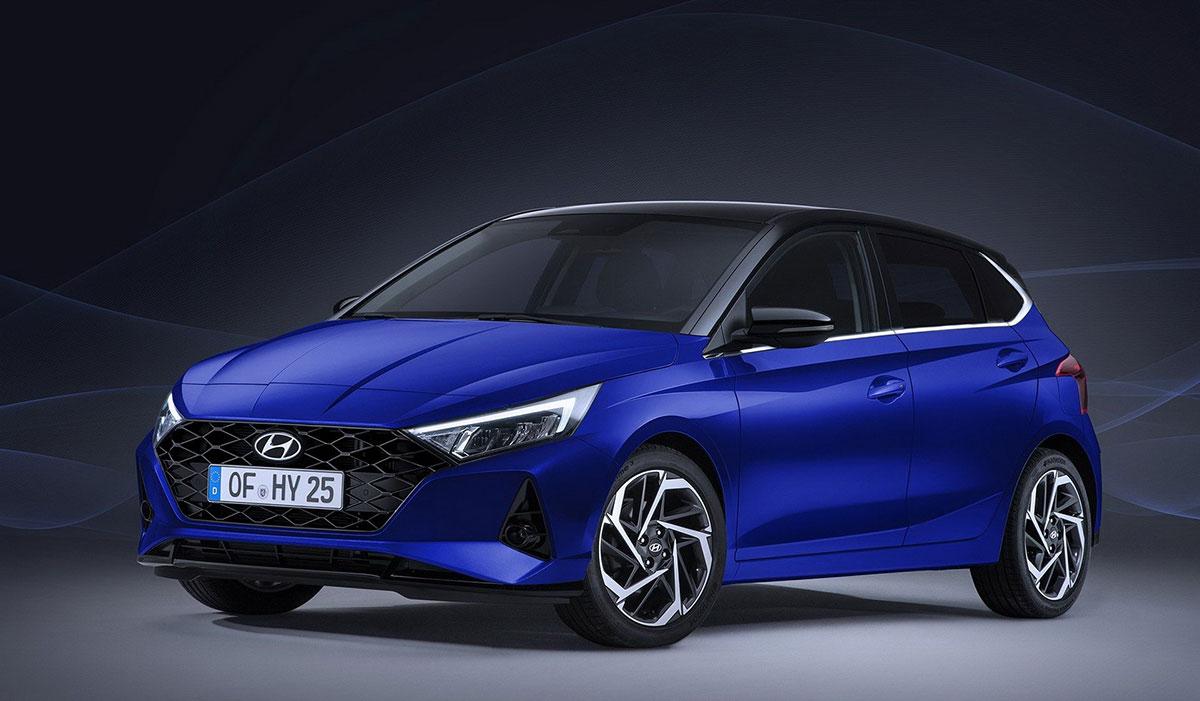 2020 Hyundai i20 2