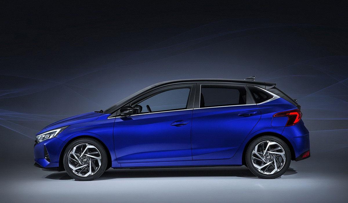 2020 Hyundai i20 3