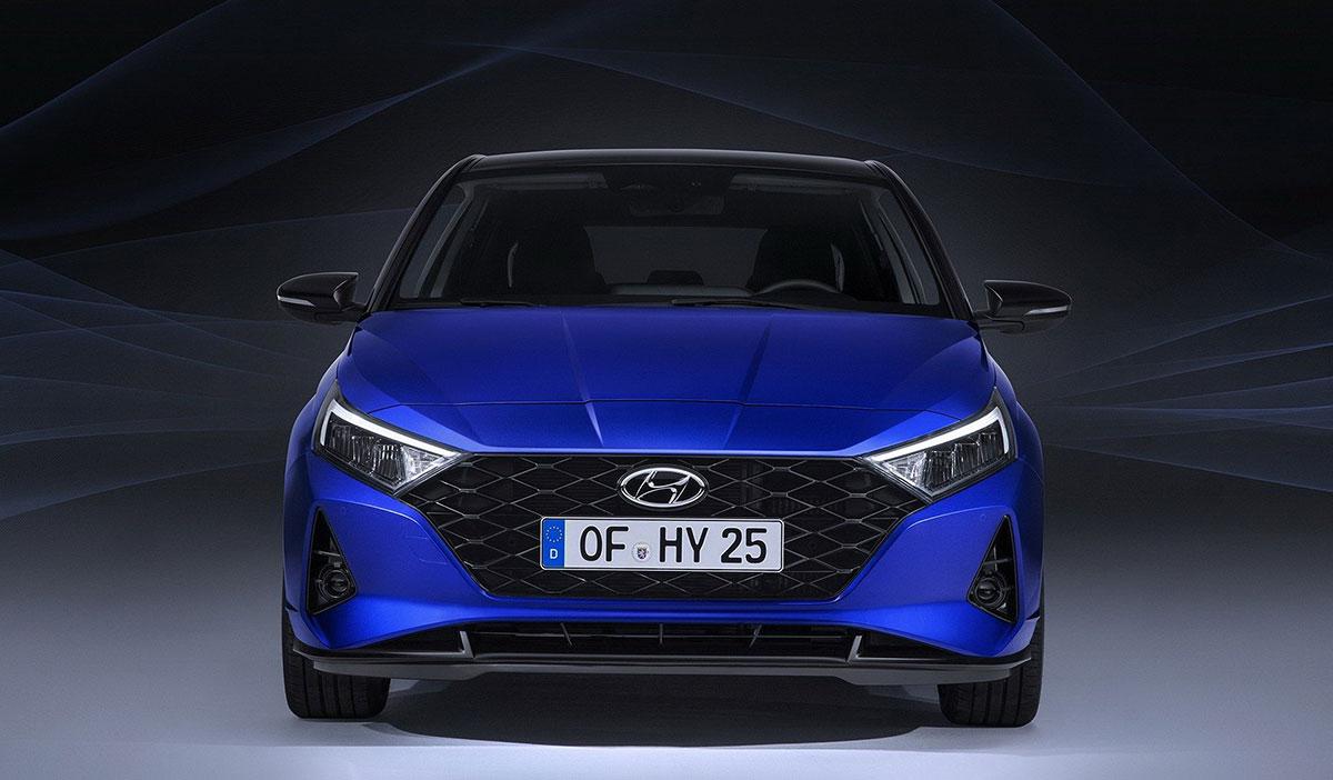 2020 Hyundai i20 7