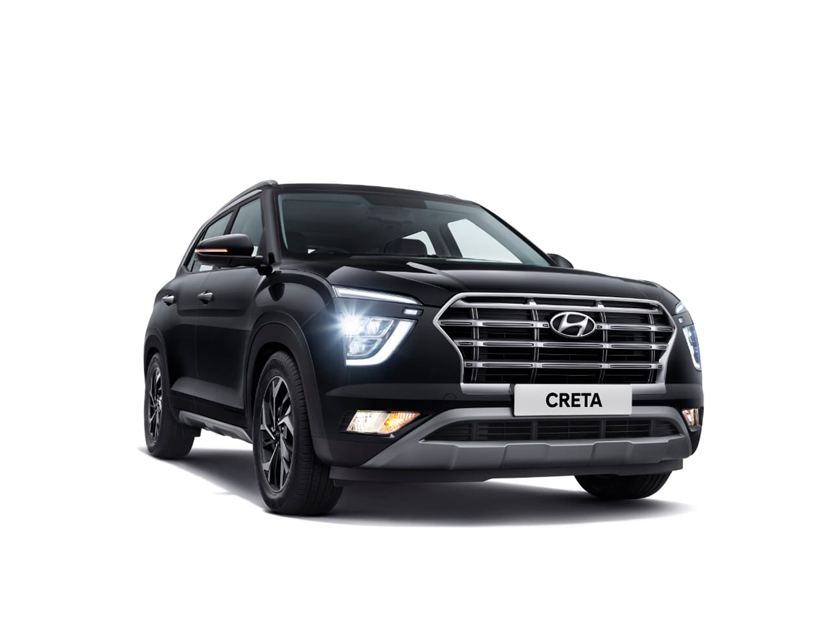 All New 2020 Hyundai Creta Auto Expo Image2