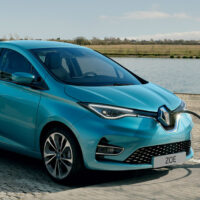 Auto Expo 2020 Renault Zoe Electric India Featured Image