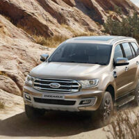 BS VI Ford Endeavour India Featured Image