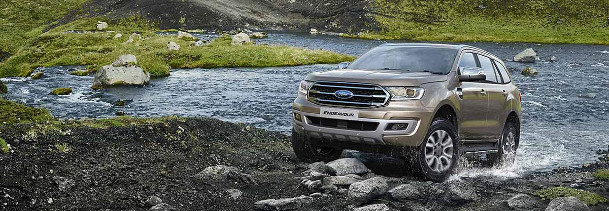 BS VI Ford Endeavour India Image20
