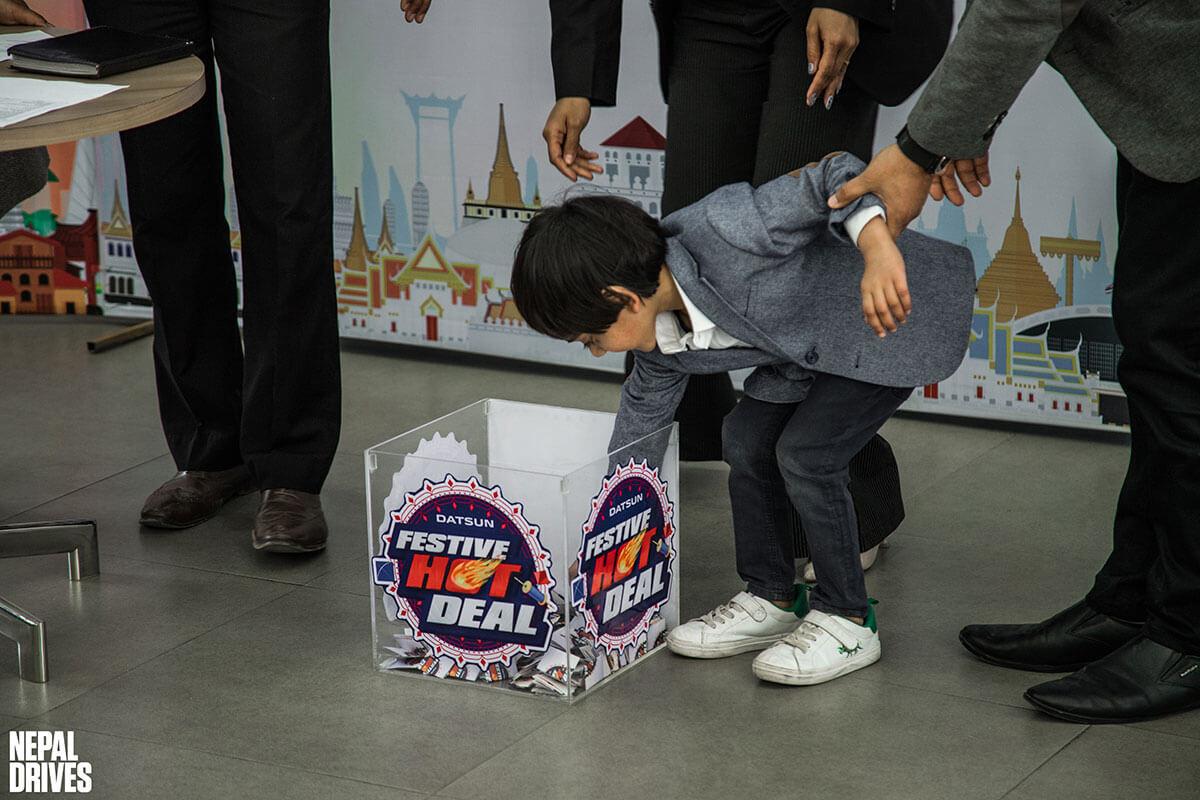 Datsun Prize Distribution 5