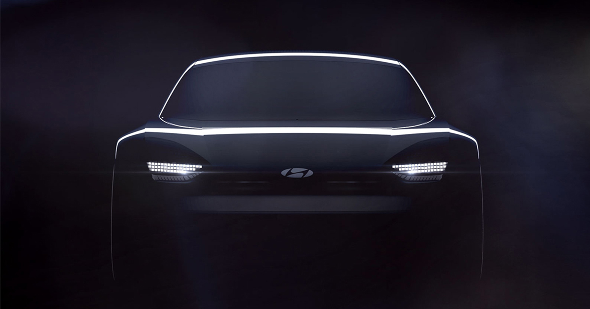 Hyundai Prophecy EV Teased Featured Image