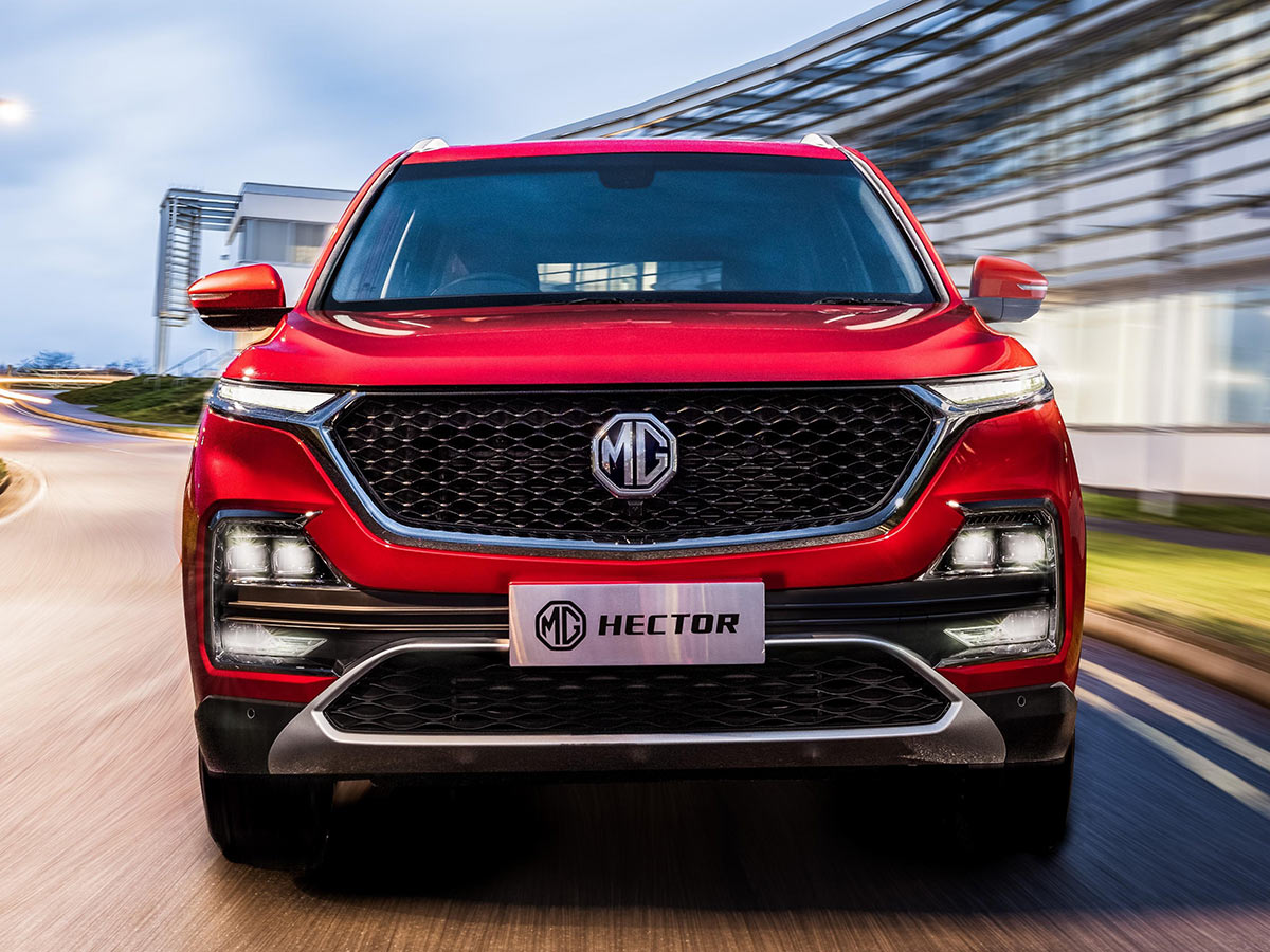 MG Hector 50000 Bookings India Featured Image2