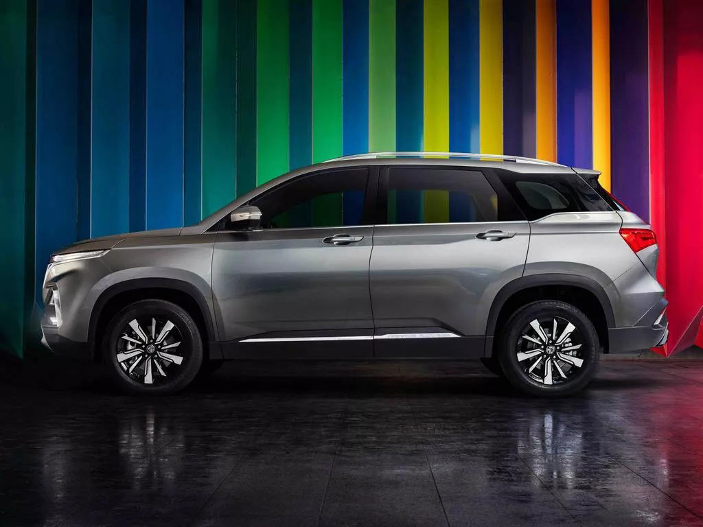 MG Hector 50000 Bookings India Featured Image4
