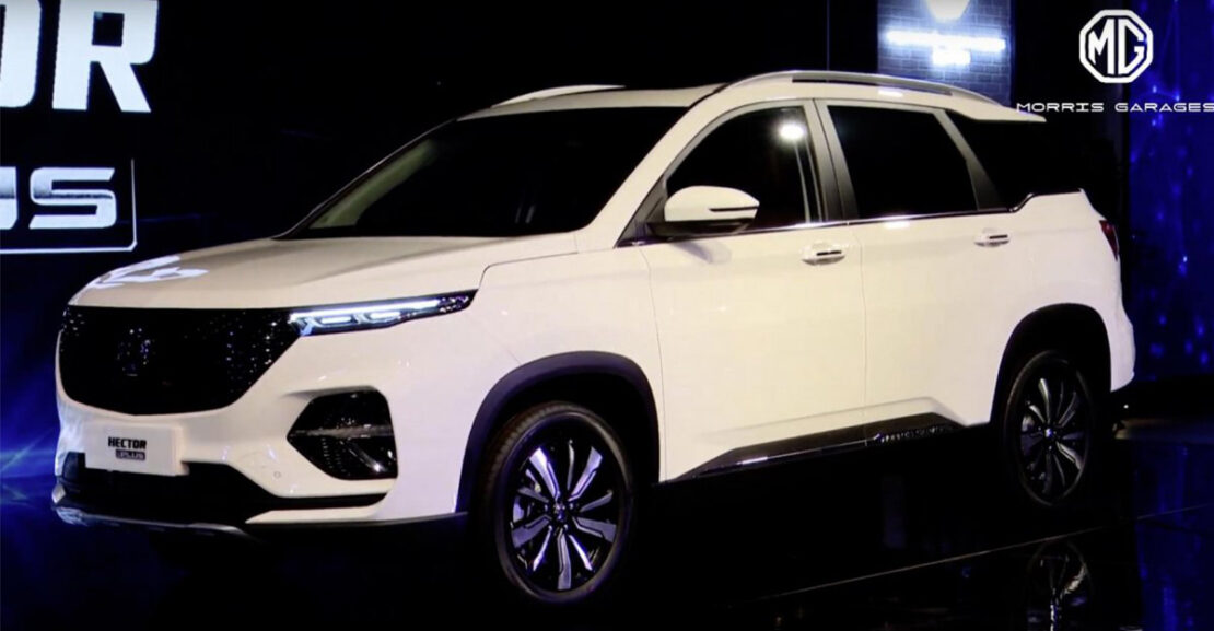 MG Hector Plus Featured Image