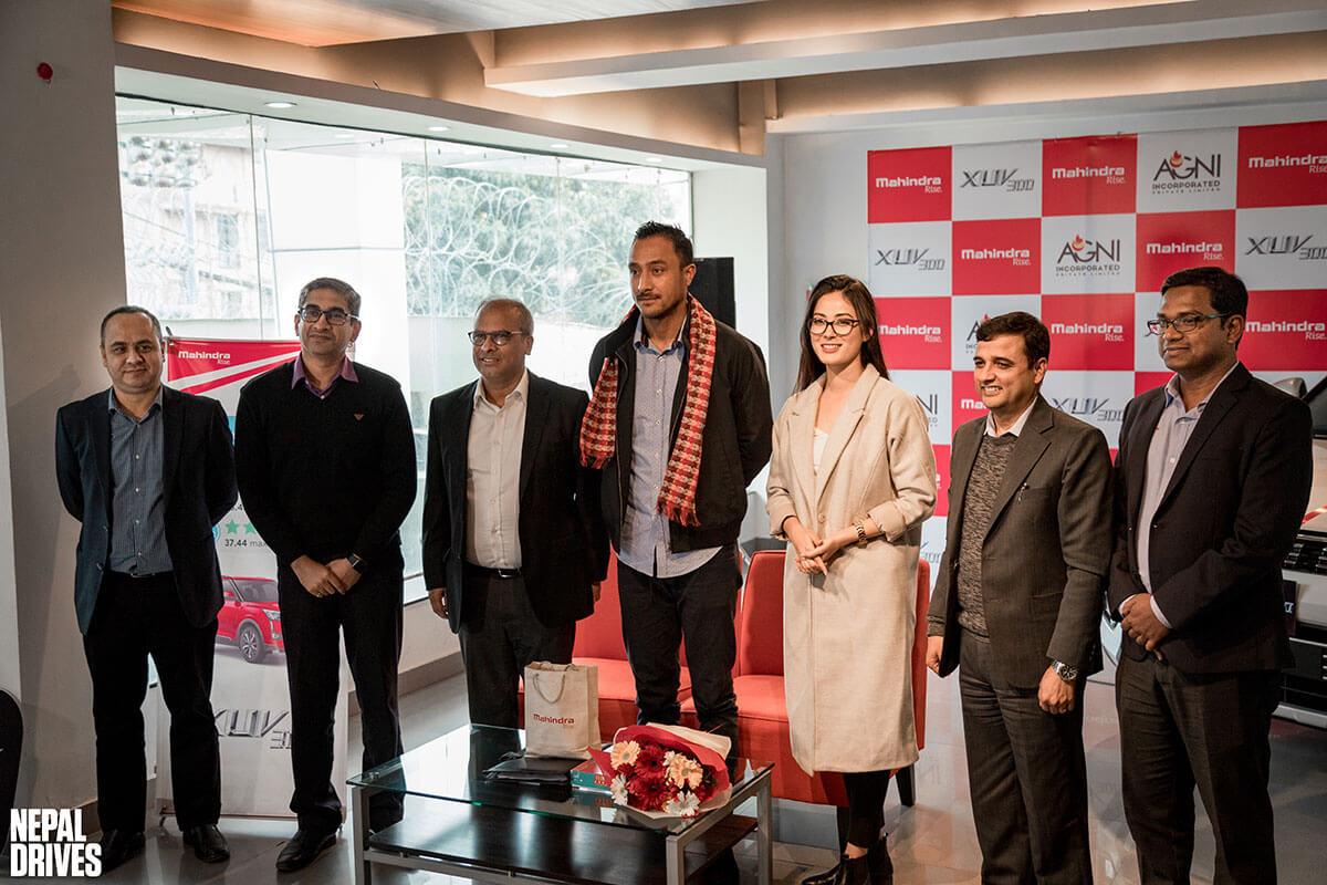 Mahindra Brand Ambassadors 6