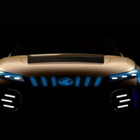 Mahindra Funster EV Auto Expo 2020 Teaser Featured Image