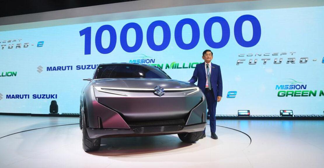 Maruti Suzuki Futuro E Auto Expo Featured Image