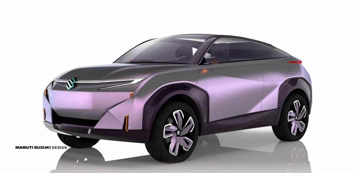 Maruti Suzuki Futuro E Auto Expo Image1