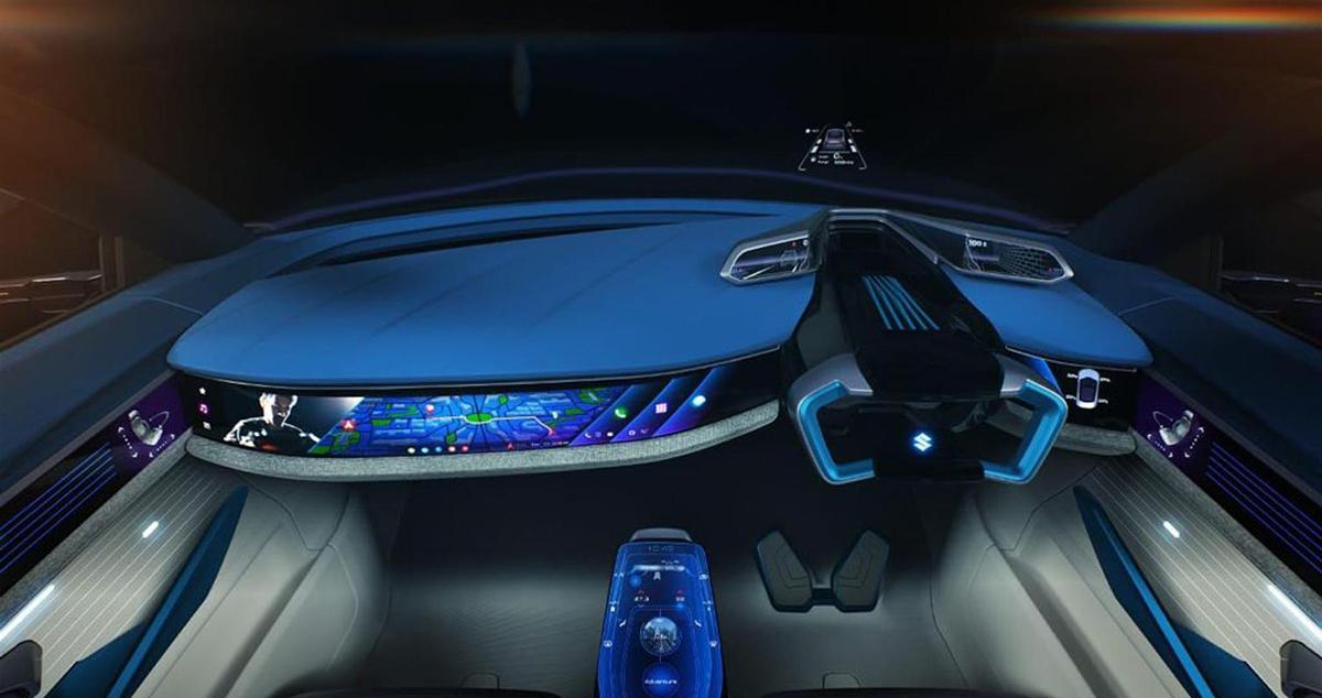 Maruti Suzuki Futuro E Auto Expo Image2