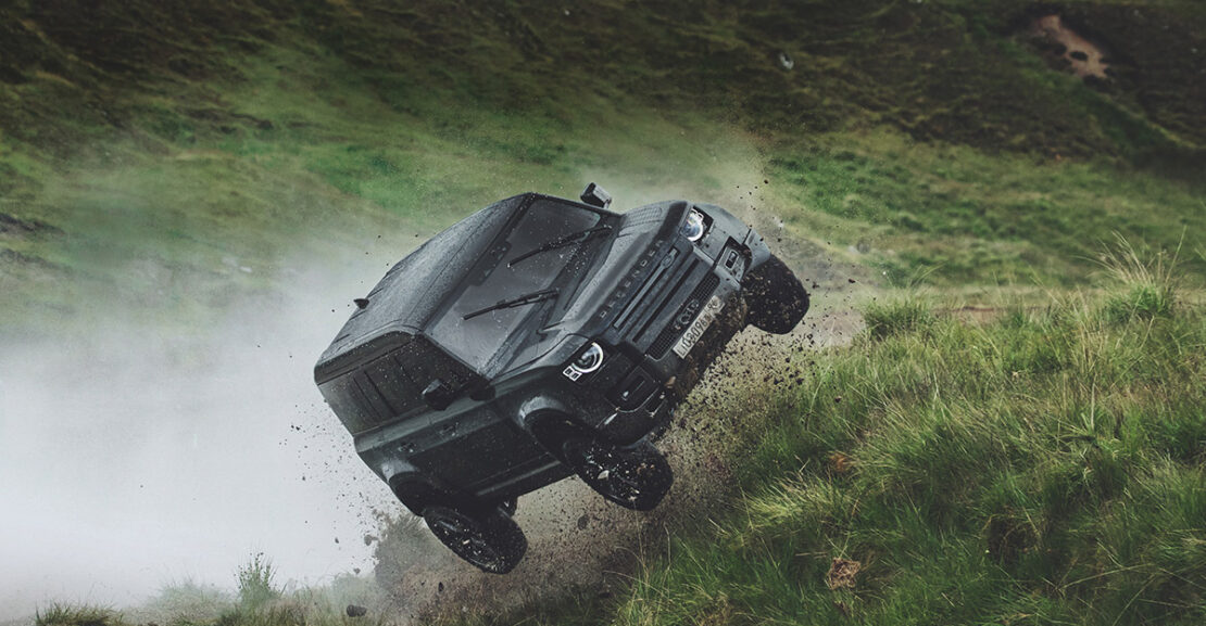 New Land Rover Defender No Time To Die Featured Image
