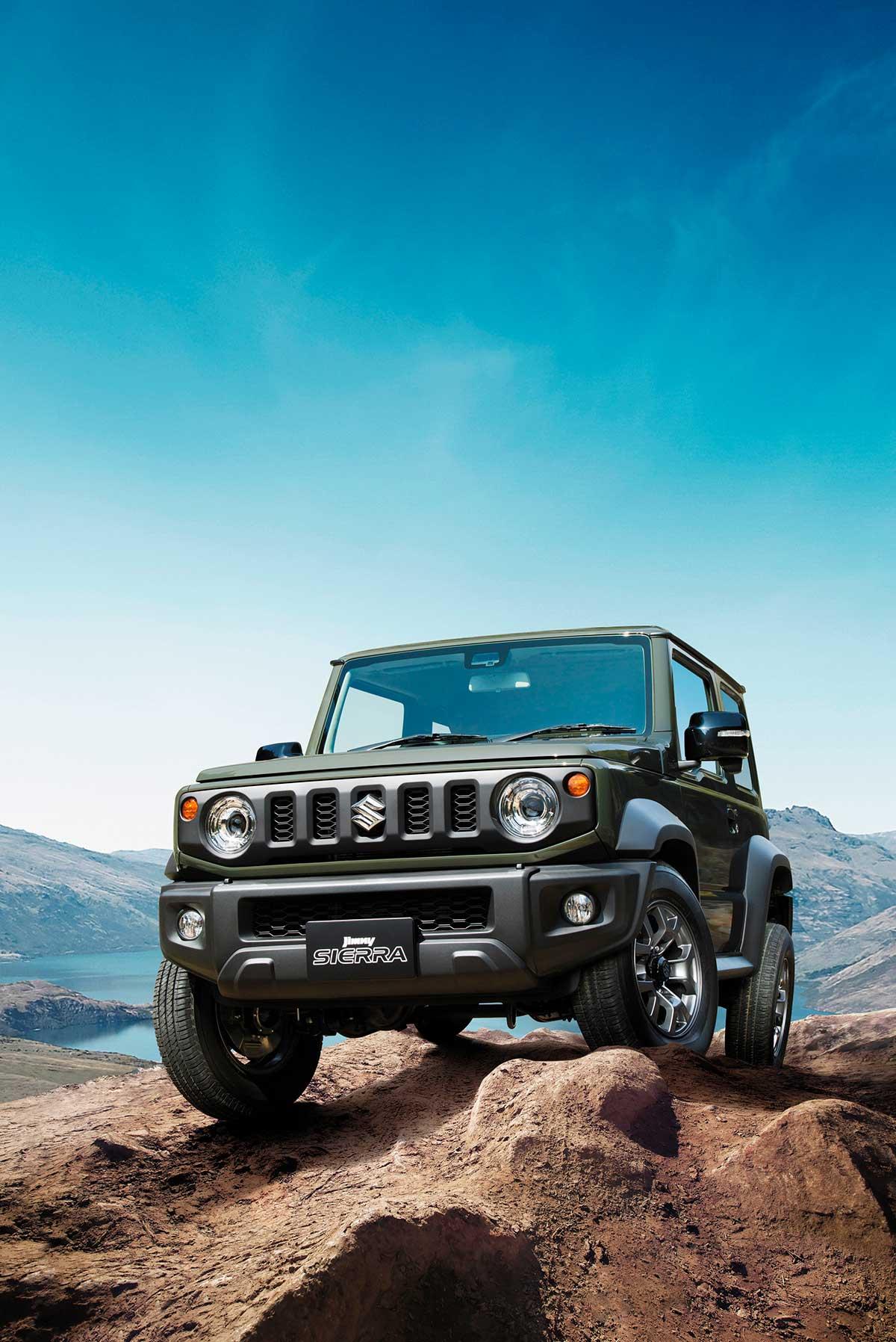 Maruti Suzuki To Manufacture Jimny Suv In India Launch Slated In 2021