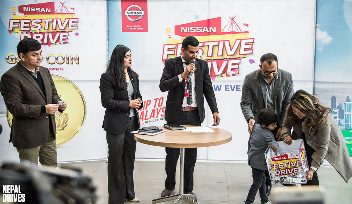 Nissan Prize Distribution 2
