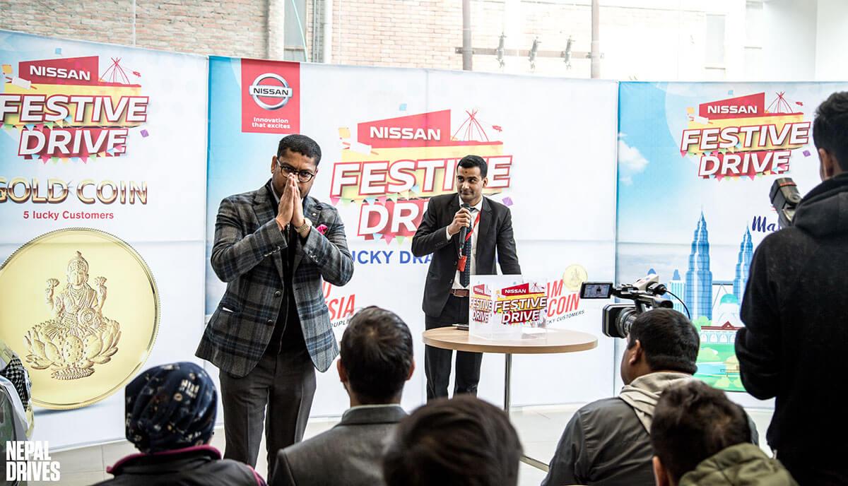 Nissan Prize Distribution 3