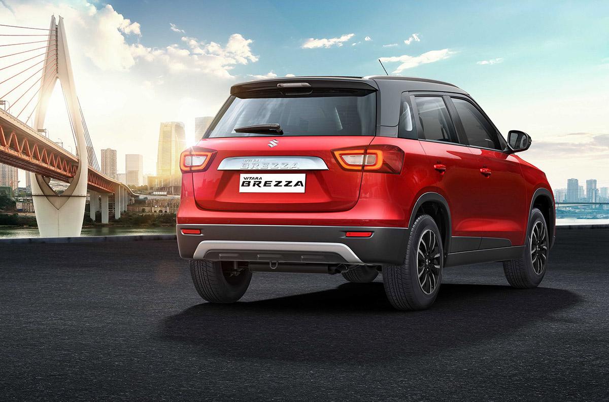 Suzuki Vitara Brezza Petrol Price And Variants In Nepal ...