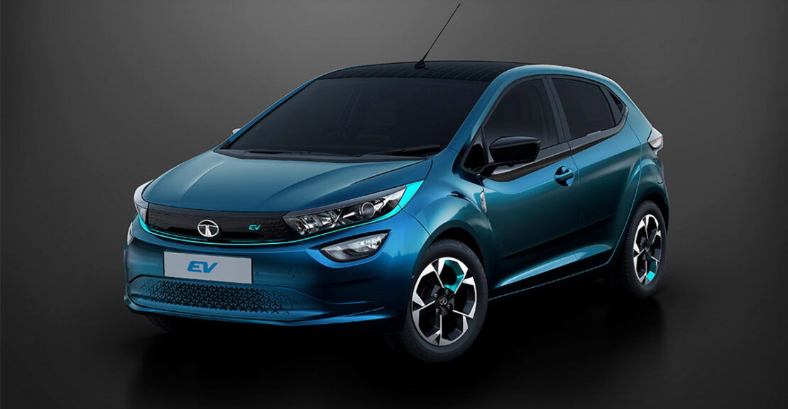 Tata Altroz EV Auto Expo 2020 Featured Image