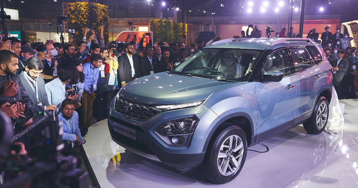 Tata Gravitas Auto Expo 2020 Featured Image