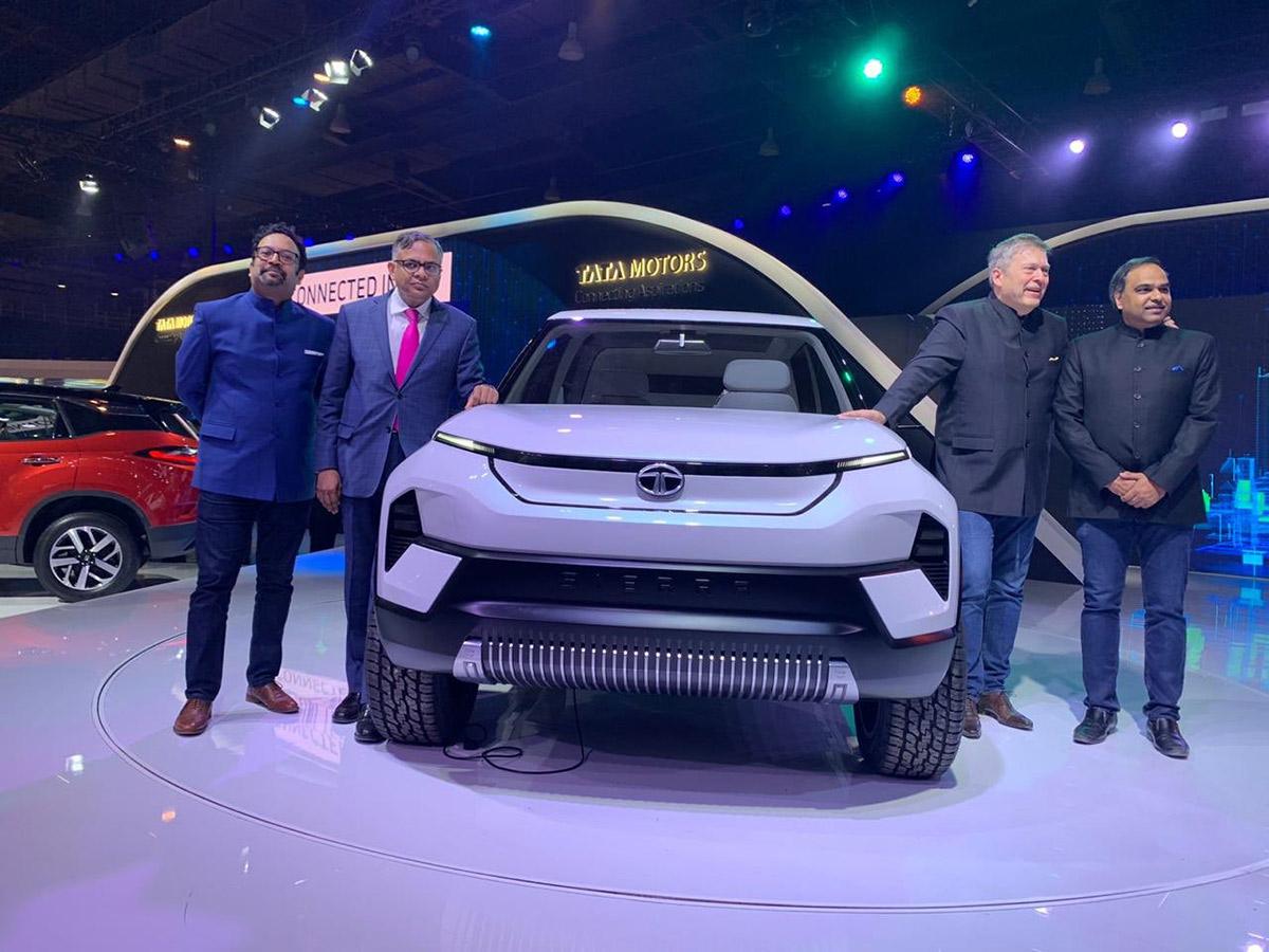 Tata Sierra Concept Auto Expo Imag1