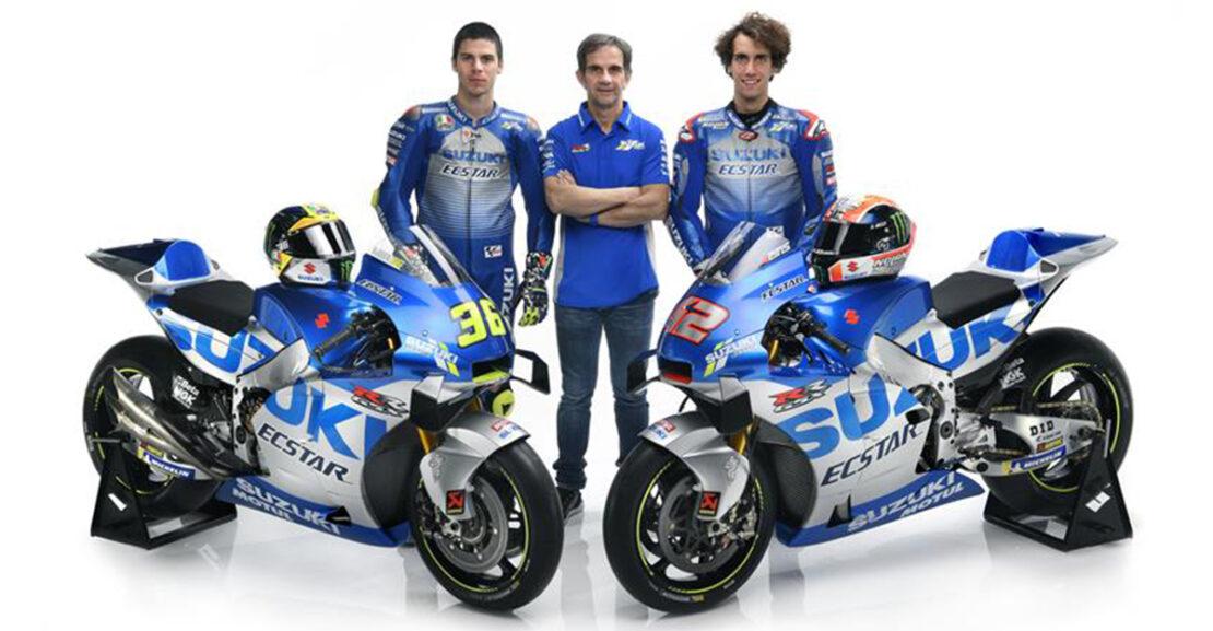 Team Suzuki Ecstart Featured Image