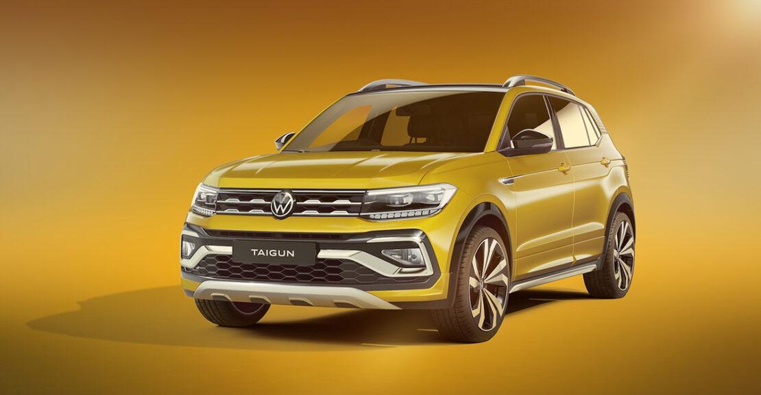 Volkswagen Taigun Auto Expo 2020 Revealed Featured Image
