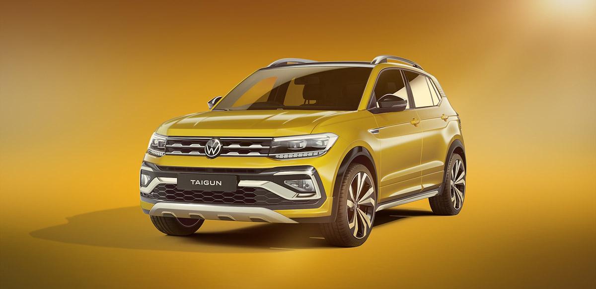 Volkswagen Taigun Auto Expo 2020 Revealed Image1
