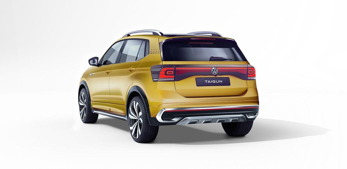 Volkswagen Taigun Auto Expo 2020 Revealed Image3