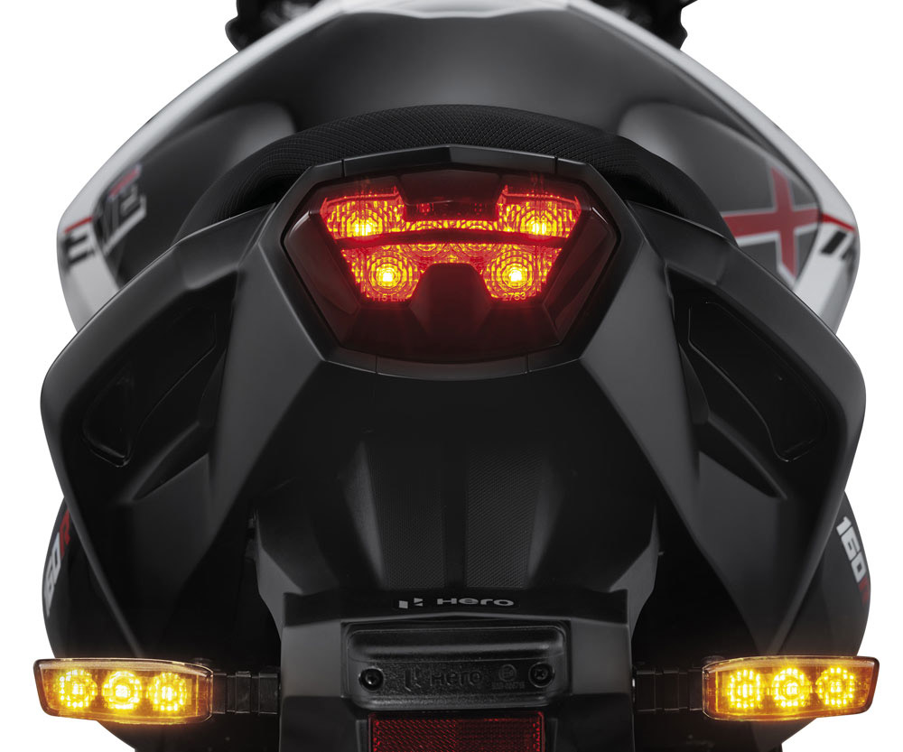 hero xtreme 160r revealed image8