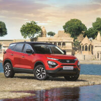 tata harrier automatic india revealed featured image