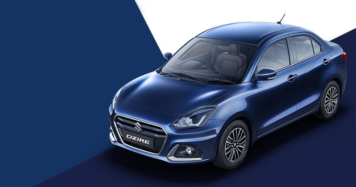 2020 Maruti Suzuki Dzire India Launch Featured Image