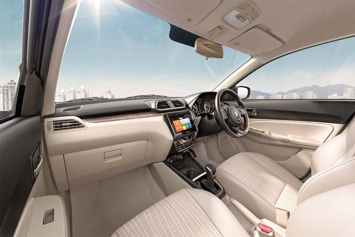 2020 Maruti Suzuki Dzire India Launch Image