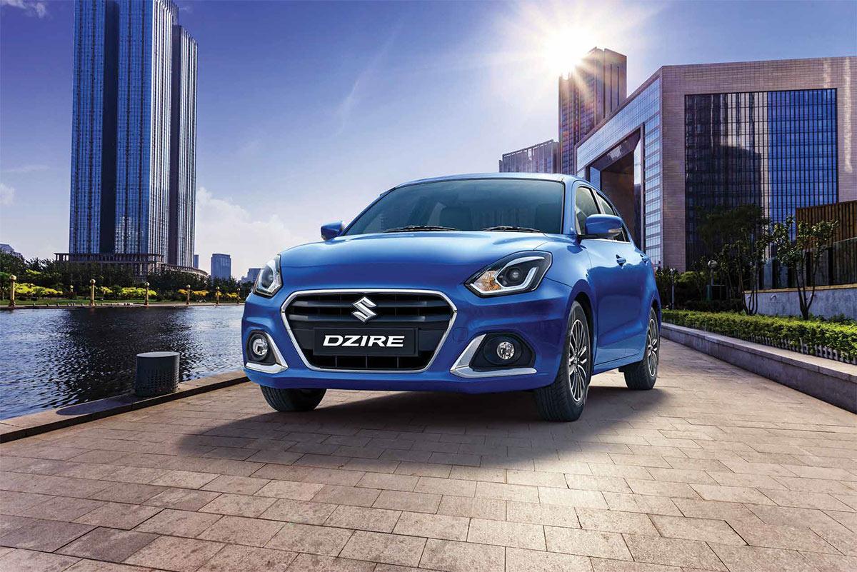 2020 Maruti Suzuki Dzire India Launch Image3