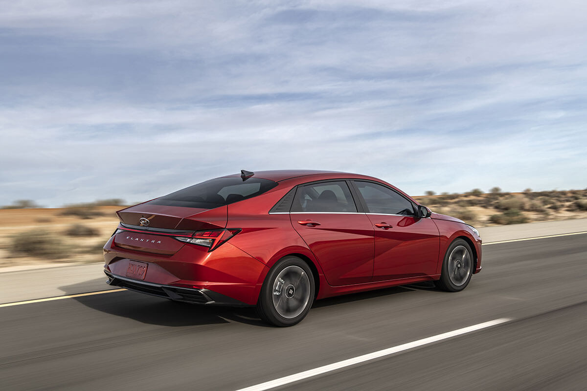 2021 Hyundai Elantra Launched 14