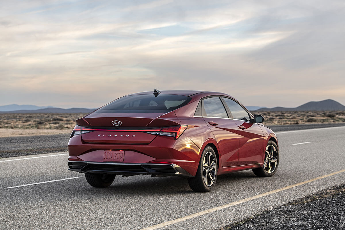 2021 Hyundai Elantra Launched 15