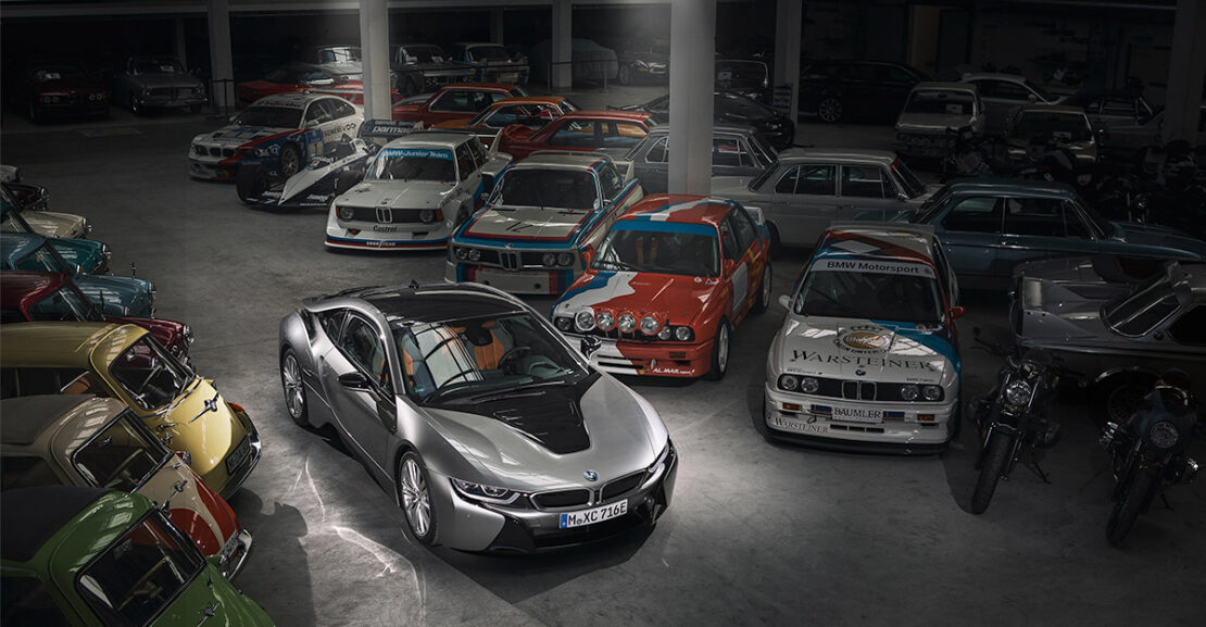BMW i8 discontinued featured image
