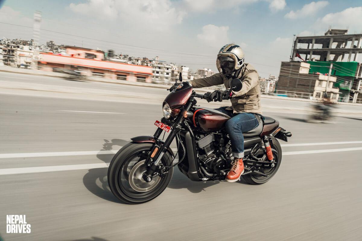 Harley Davidson Street Rod 750 Image1