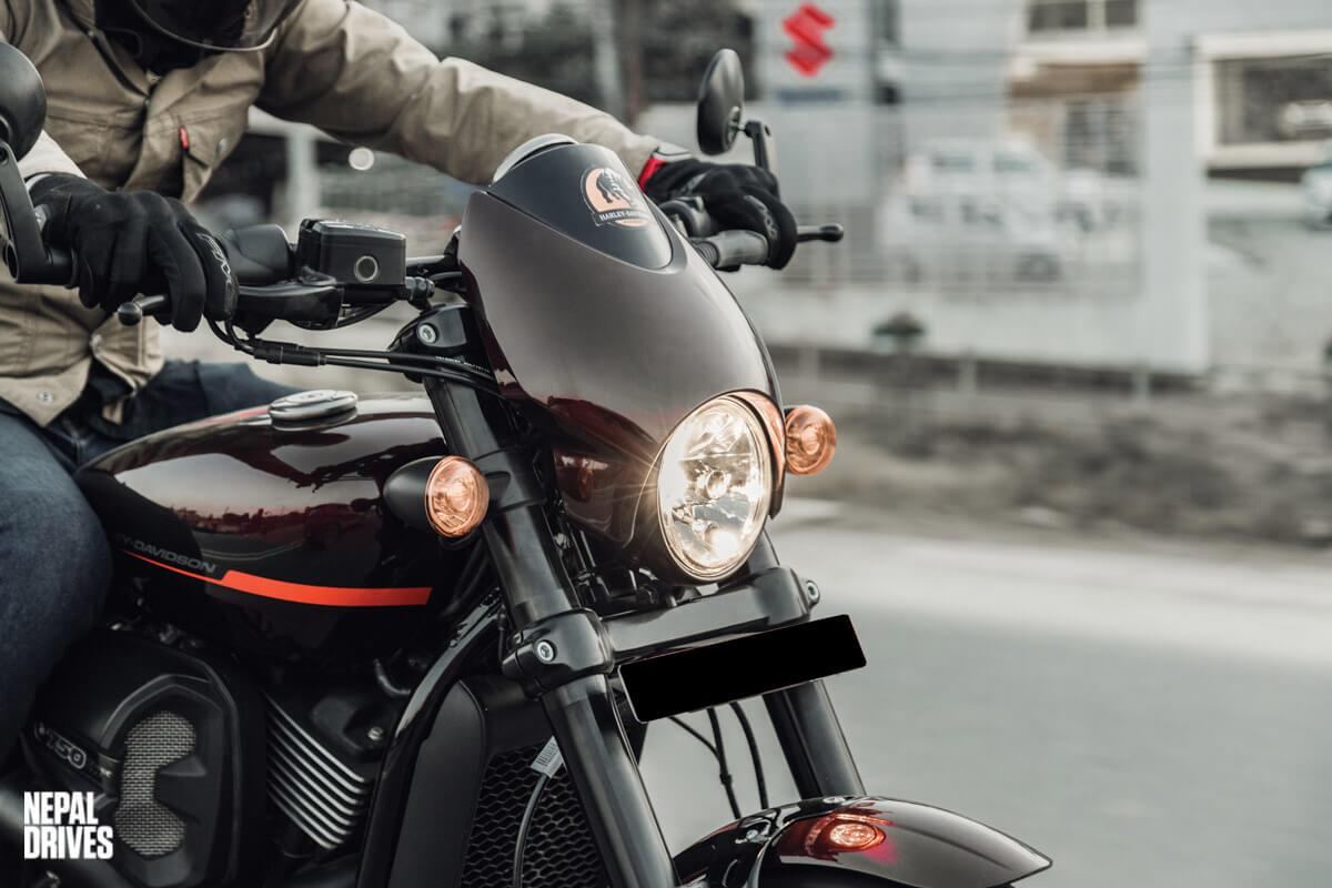 Harley Davidson Street Rod 750 Image10