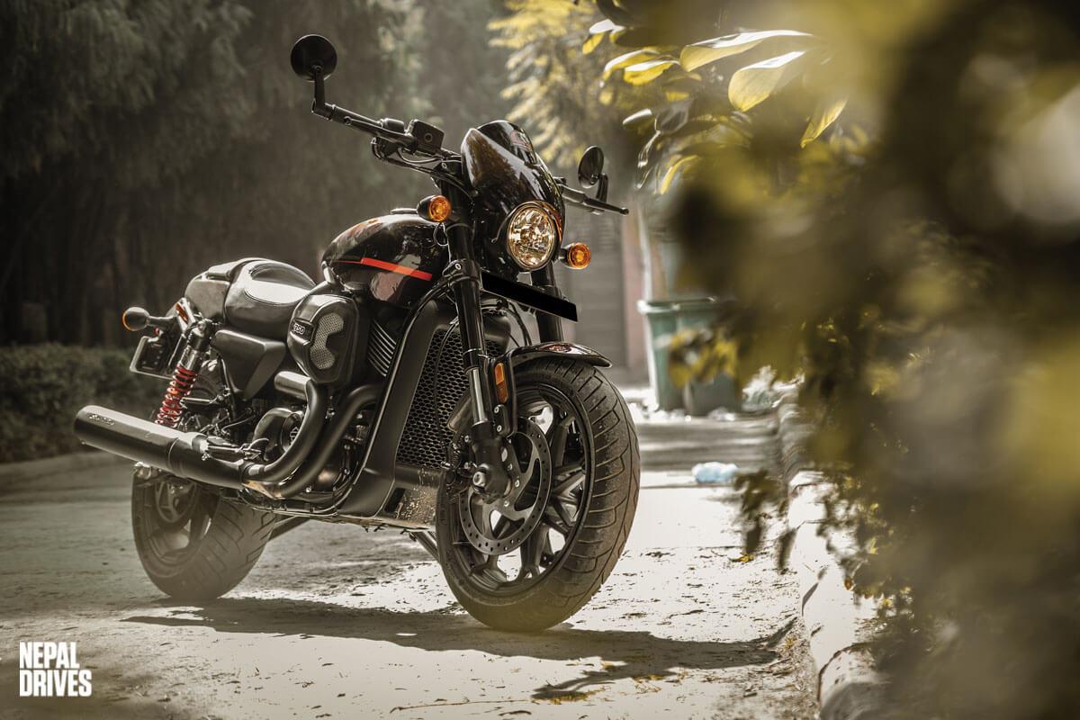 Harley Davidson Street Rod 750 Image12