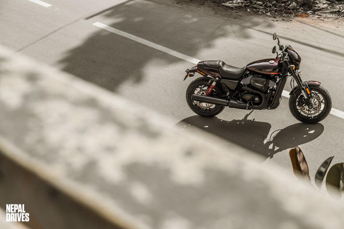 Harley Davidson Street Rod 750 Image14