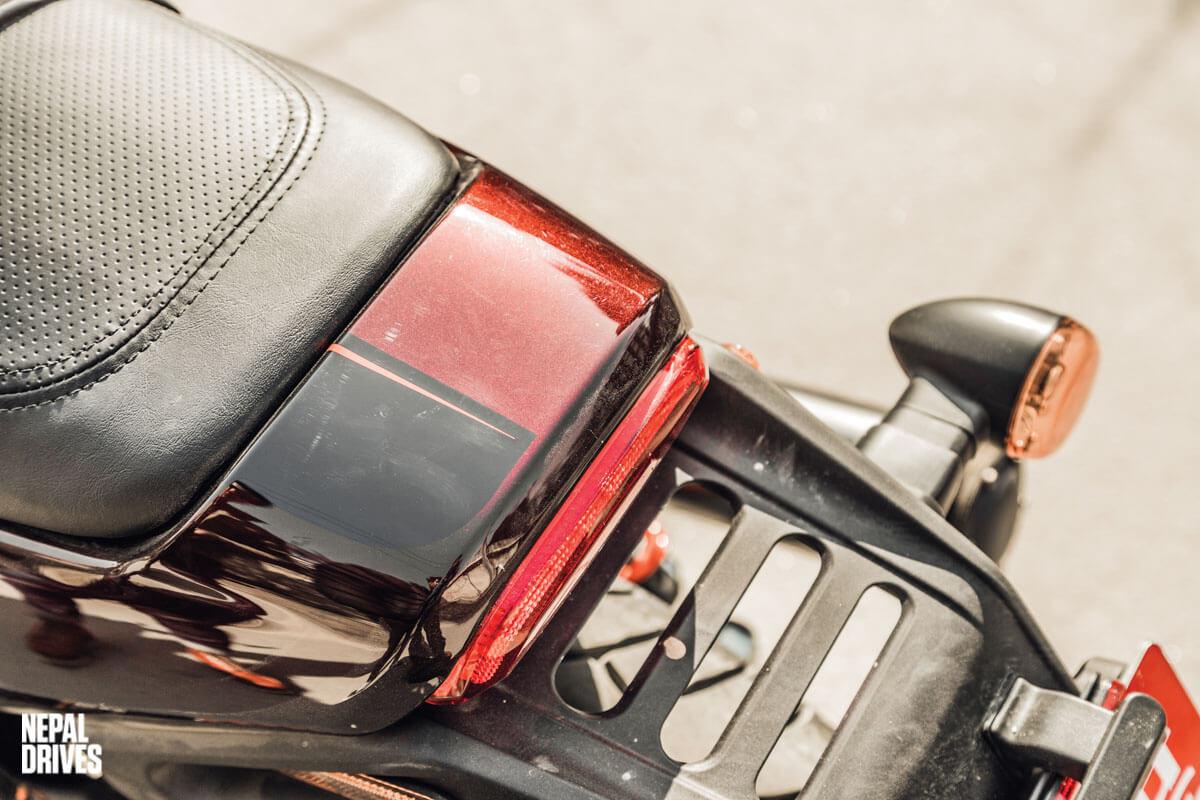 Harley Davidson Street Rod 750 Image19