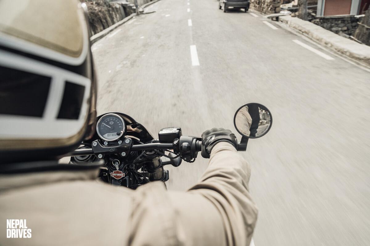Harley Davidson Street Rod 750 Image2